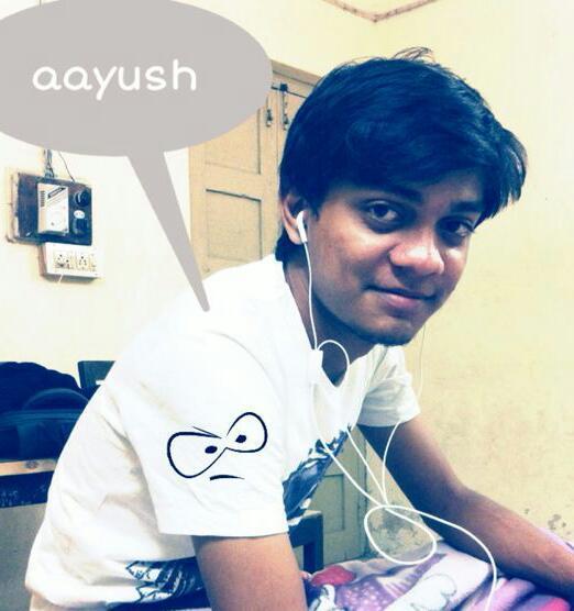 Ayush, 25, Vadodara, India