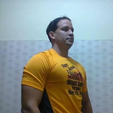 Frank Guerrero, 38, Dominicana, Dominican Republic