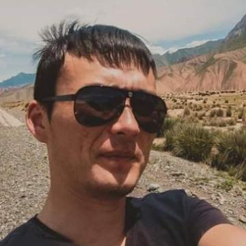 Kanat Sharipbekov, 30, Osh, Kyrgyzstan