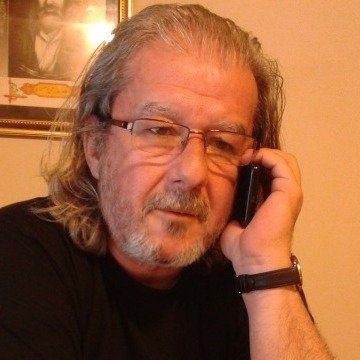 talat can, 52, Istanbul, Turkey