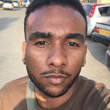 Shakur Farid, 25, Nairobi, Kenya