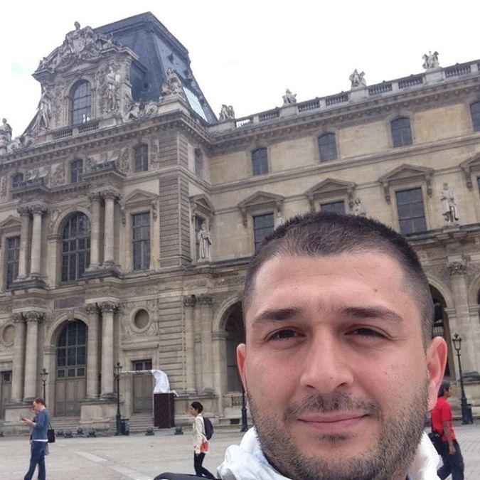 Özgür Rüzgar, 33, Istanbul, Turkey