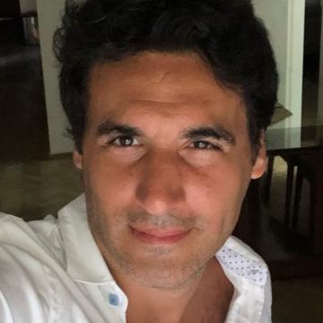 Miguel, 41, Belo Horizonte, Brazil