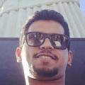 Abdulaziz Saleh, 29, Sao Paulo, Brazil