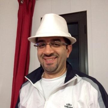 Khalil y sayah, 45, Byblos, Lebanon