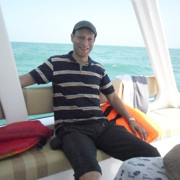 Waleed Farag, 54, Abu Dhabi, United Arab Emirates