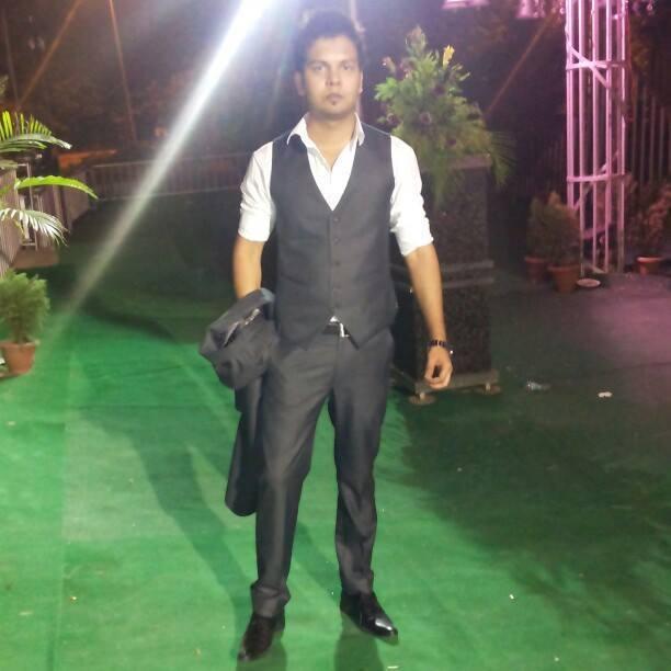 Deepak Garg, 31, Dubai, United Arab Emirates