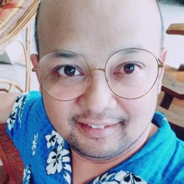Pichet Klongkaew, 39, Bangkok, Thailand