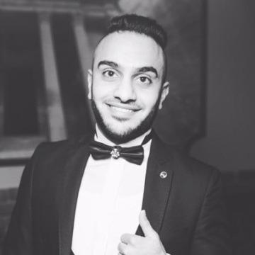 Ібрагім, 25, Amman, Jordan