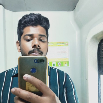 Girish, 24, Tirupati, India