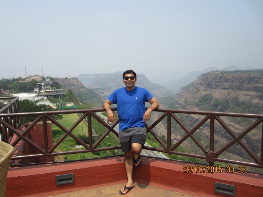 Ankit, 34, Mumbai, India