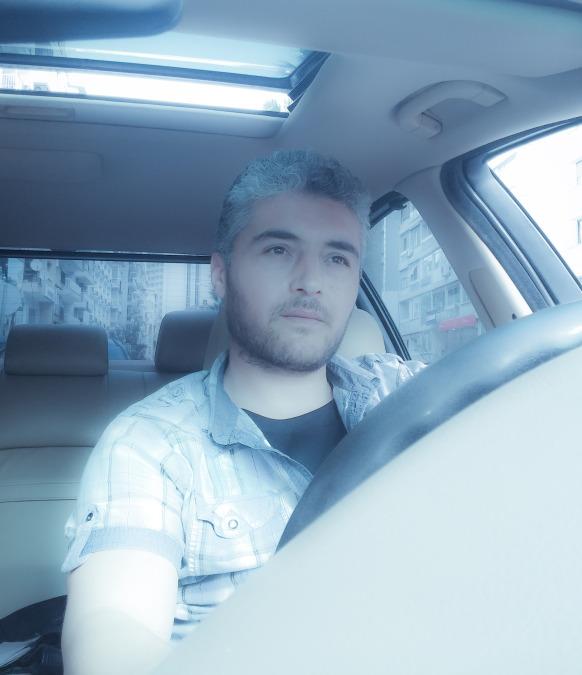 Murat, 40, Izmir, Turkey