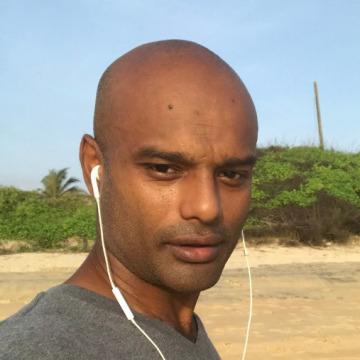lance, 41, Goa Velha, India