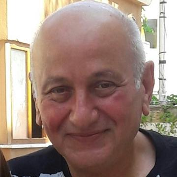 Aydin Akalp, 64, Istanbul, Turkey