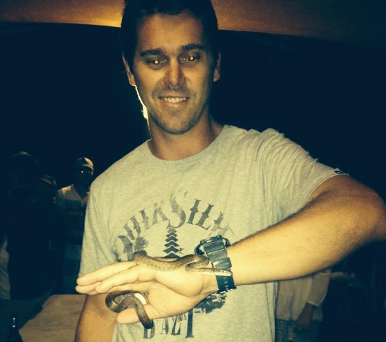 cameron, 40, Nhulunbuy, Australia