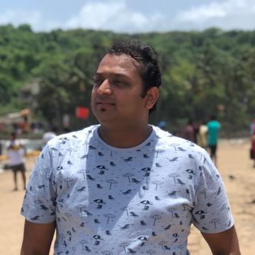 Neel, 31, Mumbai, India