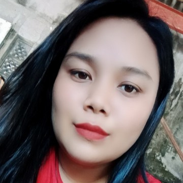 Jhonabeth lanon, 27, Tabaco City, Philippines