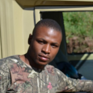 Raymond Saitoti, 25, Arusha, Tanzania