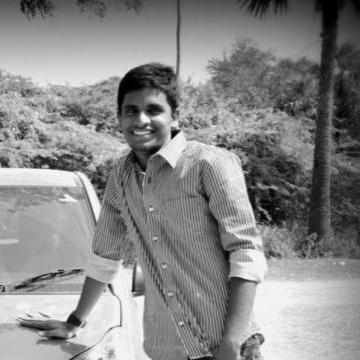 alfred, 26, Hyderabad, India