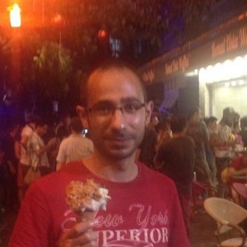 ahmad, 33, Istanbul, Turkey