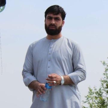 Nasrullah Safi, 29, Kabul, Afghanistan