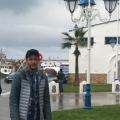 Mustapha Elhouari, 27, Tangier, Morocco