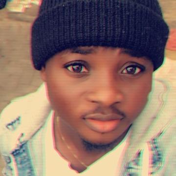 Victor Bonney, 28, Accra, Ghana