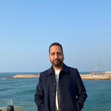 Mohamed H. Goda, 30, Cairo, Egypt