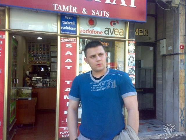 Soso Kutateladze, 30, Tbilisi, Georgia