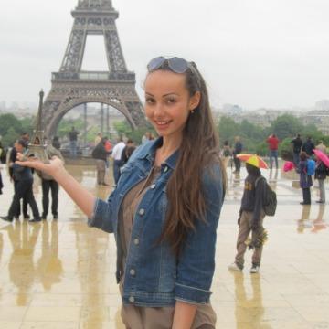 Svetlana Sheremetyeva, 26, Kiev, Ukraine
