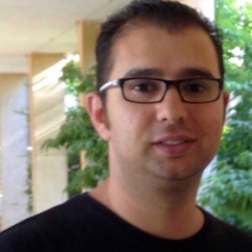 Firas Shaheen, 39, Jerusalem, Israel