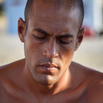 Mohamed Fathalla, 37, Cairo, Egypt