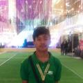 Ken Paquit, 27, Cebu, Philippines