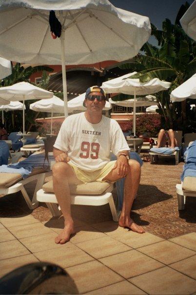 David Benzur, 58, Tel Aviv, Israel