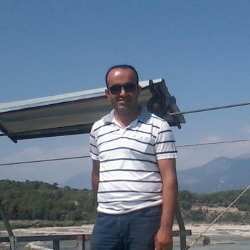 soner, 39, Antalya, Turkey