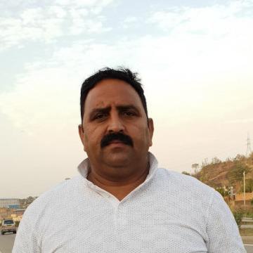 RAKESH, 40, Jammu, India