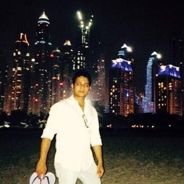 Harsh Vaidya, 34, Dubai, United Arab Emirates