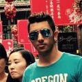 Omar, 24, Shenyang, China
