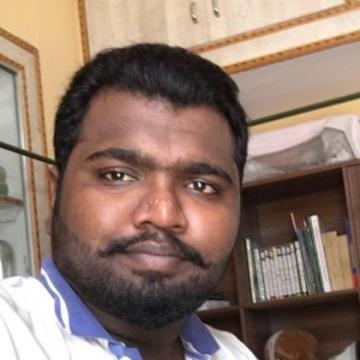 Darshan Renukaiah, 32, Bangalore, India