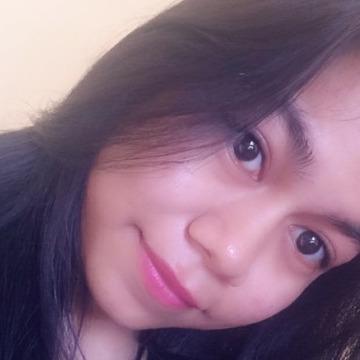 Rahmatia Suherman, 22, Jakarta, Indonesia