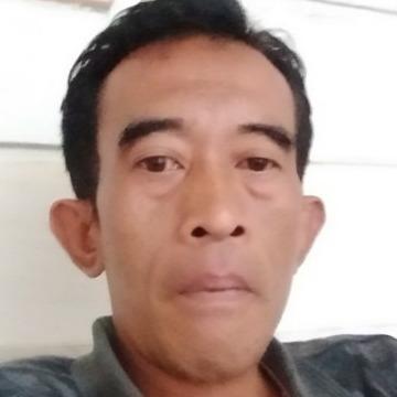 Husni, 41, Makassar, Indonesia