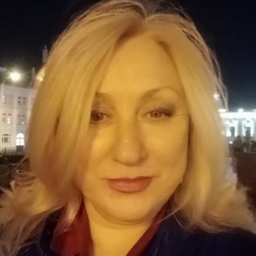 Alina, 43, Moscow, Russian Federation