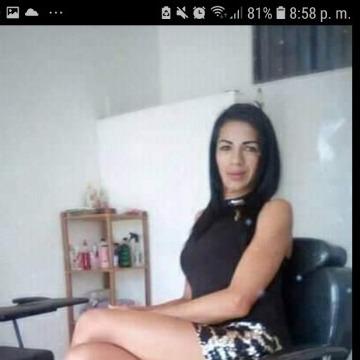 Shirley Monserrat Mendoza, 32, Cucuta, Colombia