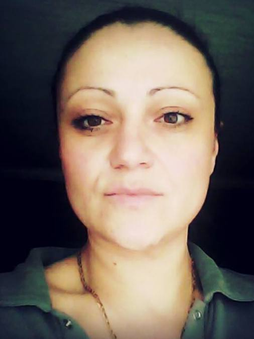 Tatyana Lukan, 40, Hertsa, Ukraine