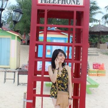 Freya Ngo, 28, Ho Chi Minh City, Vietnam