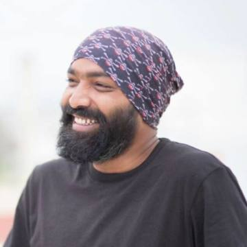 Rocky Rj, 34, Hyderabad, India