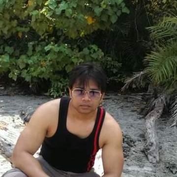 Arif Ali, 38, Calcutta, India