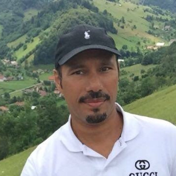 Ahmed Saleh, 38, Minsk, Belarus