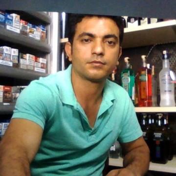 Tarek Maja, 34, Istanbul, Turkey