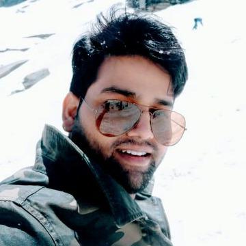 Kamran, 27, New Delhi, India
